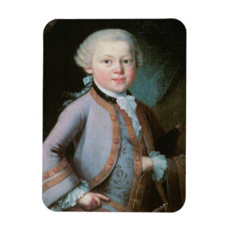 Iman Retrato de Wolfgang Amadeus Mozart