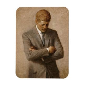 Iman Retrato del funcionario de John F. Kennedy