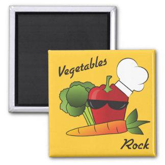 Imán Roca de las verduras