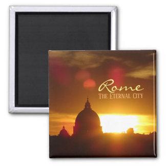 Imán Roma, la ciudad eterna