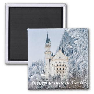 Imán Schloss Neuschwanstein