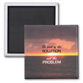 Imán Sea parte de la solución