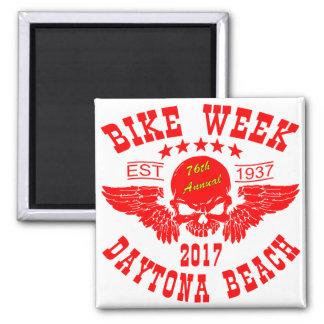 Imán Semana 2017r de la bici de Daytona Beach del