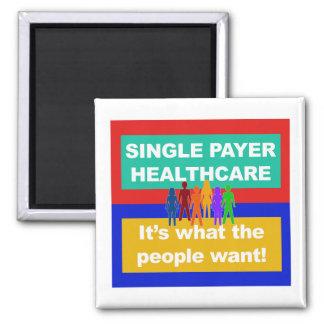 Imán Solo pagador Atención sanitaria-es lo que quiere