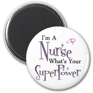 Imán Soy enfermera