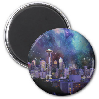 Imán Spacey Seattle