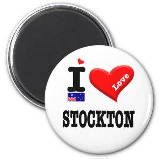 Imán STOCKTON - Amo