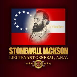 Imán Stonewall Jackson (patriota meridional) 085643aa4d9