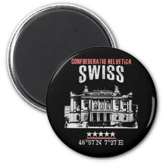 Imán Suiza