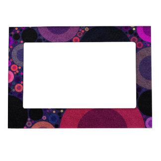 Imán superior del marco del estilo del extracto marcos magnéticos para fotos