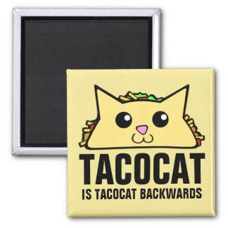 Imán Tacocat al revés