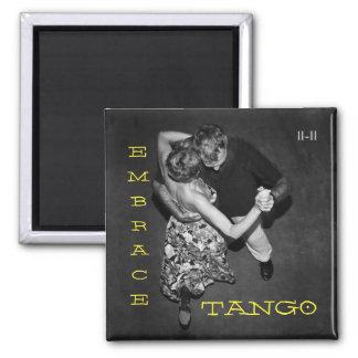 Imán Tango del ABRAZO