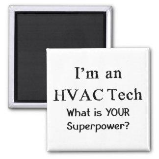 Imán tecnología de la HVAC