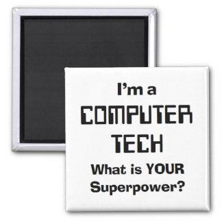 Imán tecnología del ordenador