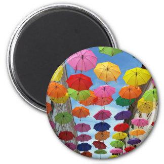 Imán Tejado de paraguas