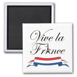 Imán Tipografía de Francia del la de Vive