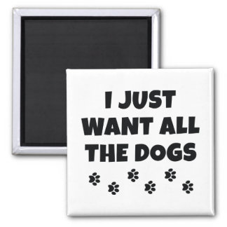 Imán Todos los perros