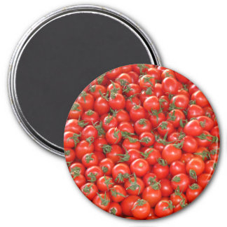 Imán Tomates rojos de la vid