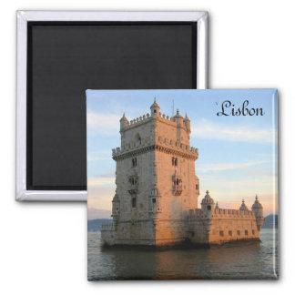 Imán Torre de Belem en Lisboa