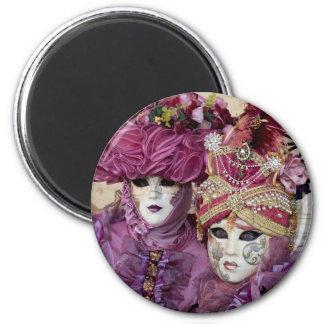 Imán Traje púrpura del carnaval, Venecia
