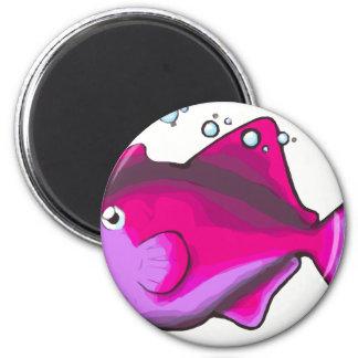 Imán ¡Triggerfish!