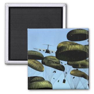 Imán Un C-17 Globemaster III de la fuerza aérea de los