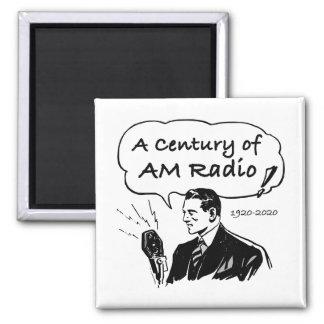 Imán Un siglo de radio de la