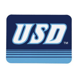 Imán Universidad de las rayas de San Diego el | USD