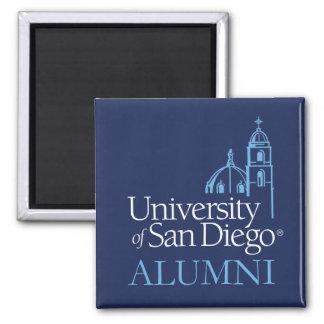 Imán Universidad de los alumnos de San Diego el |