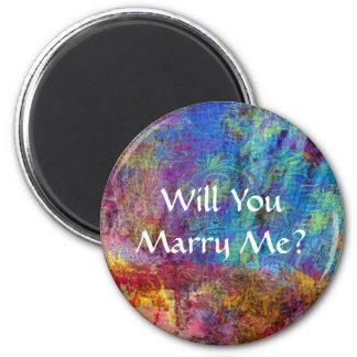 Imán ¿Usted me casará?