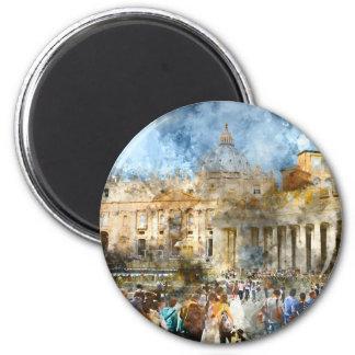 Imán Vatican en Roma Italia