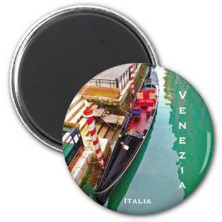 Imán Venecia, Italia (IT) - estación de la góndola