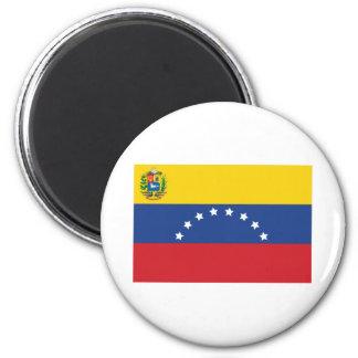 Imán venezolano de la bandera