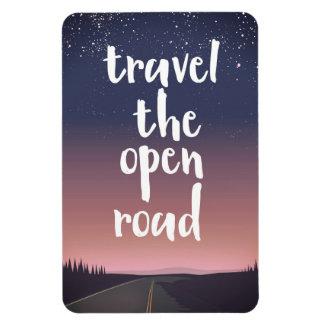 Iman Viaja el camino abierto