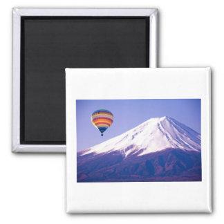 Imán Viaje hermoso del monte Fuji Japón