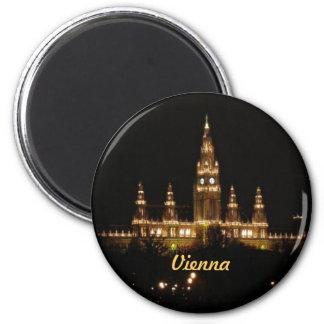 Imán Viena en la noche