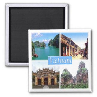 Imán VN * Vietnam - tonalidad y Hoi y mi hijo y bahía