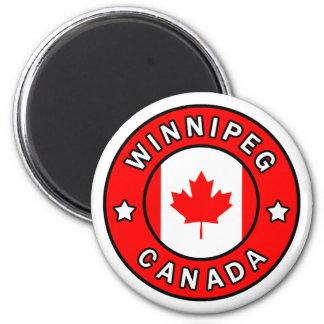 Imán Winnipeg Canadá