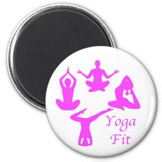 Imán Yoga YogaFit