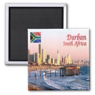 Imán ZA - Suráfrica - Durban - cosecha del horizonte