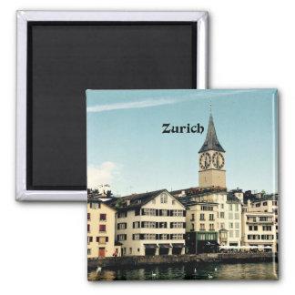 Imán Zurich, Suiza