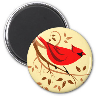 Imanes cardinales rojos septentrionales imán