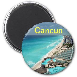 Imanes de Cancun Imán Redondo 5 Cm