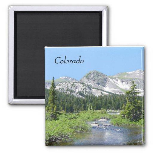 Imanes de Colorado Imanes