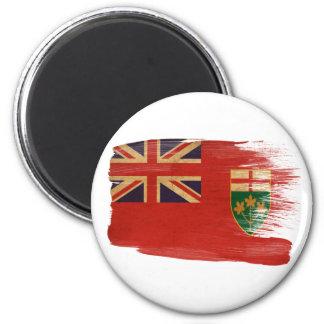 Imanes de la bandera de Ontario