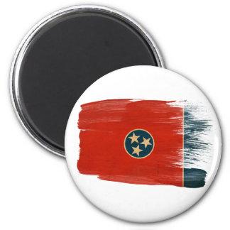 Imanes de la bandera de Tennessee Imán De Frigorifico