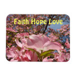 Imanes del amor de la esperanza de la fe para su D