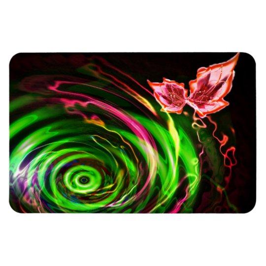 Imanes flexibles! Fantasía Mariposa de Promodecor