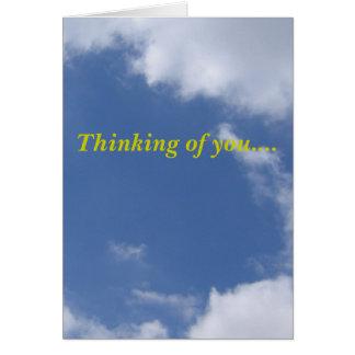 IMG_0096 (2), pensando en usted…. Tarjeta