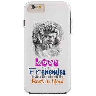 Imíteme Frenemies ~iPhone6 más el caso del COLOR Funda De iPhone 6 Plus Tough